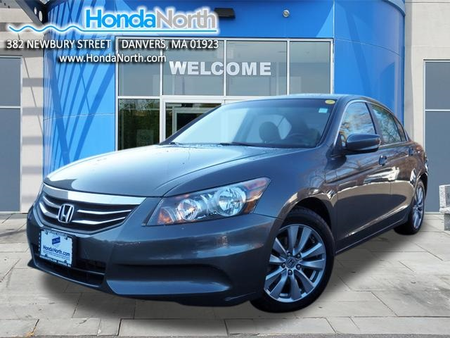 Pre-Owned 2011 Honda Accord EX-L 2.4