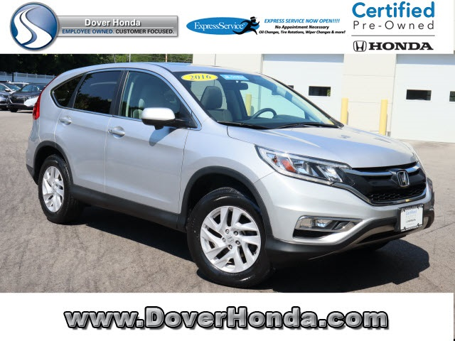 Certified Pre Owned Honda >> Certified Pre Owned 2016 Honda Cr V Ex Awd
