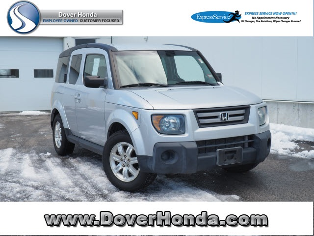 Pre-Owned 2007 Honda Element EX