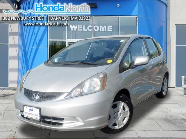Pre-Owned 2012 Honda Fit Base