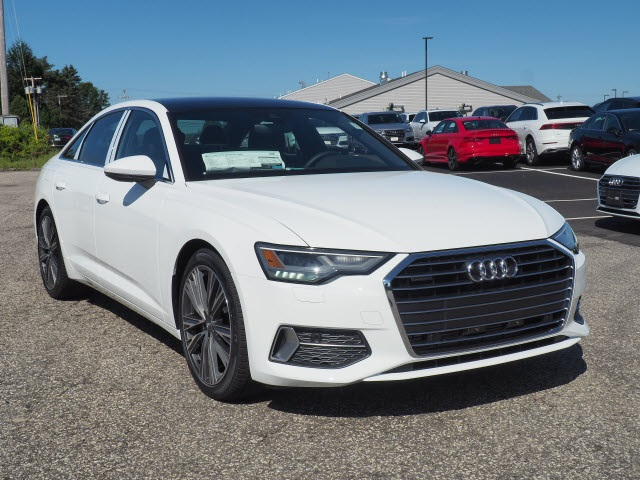 Audi A6 2.0 T >> New 2019 Audi A6 2 0t Premium With Navigation