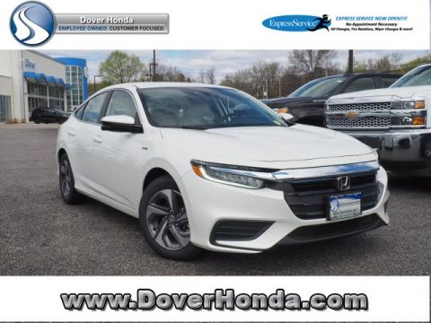 New 2019 Honda Insight EX FWD 4D Sedan