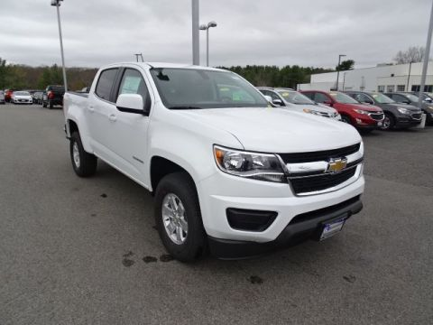New 2019 Chevrolet Colorado Work Truck 4WD