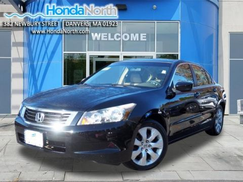Pre-Owned 2009 Honda Accord EX 2.4