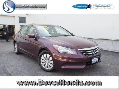 Pre-Owned 2011 Honda Accord LX FWD 4D Sedan