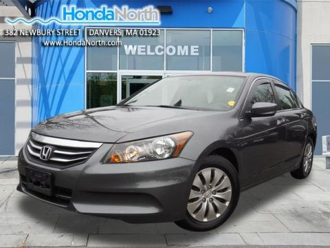 Pre-Owned 2012 Honda Accord LX 2.4