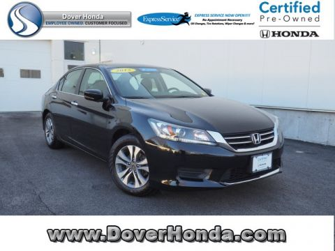 Pre-Owned 2015 Honda Accord LX FWD 4D Sedan