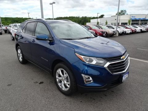 New 2019 Chevrolet Equinox LT AWD