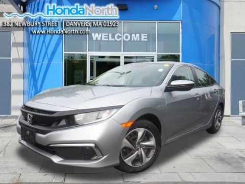 Certified Pre-Owned 2020 Honda Civic LX