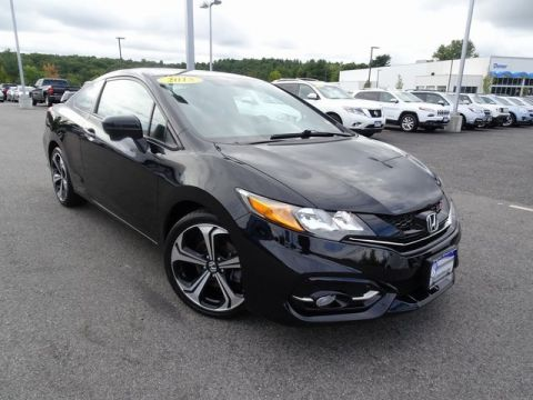 Pre-Owned 2015 Honda Civic Si FWD 2D Coupe