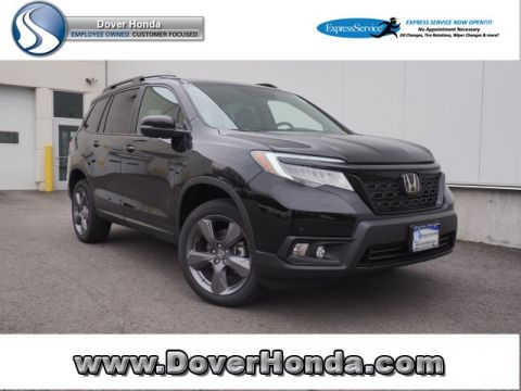 New 2019 Honda Passport Touring AWD