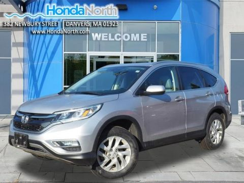 Certified Pre-Owned 2016 Honda CR-V EX-L AWD