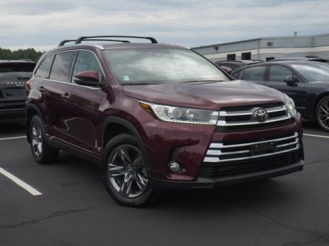 Pre-Owned 2017 Toyota Highlander Limited Platinum AWD