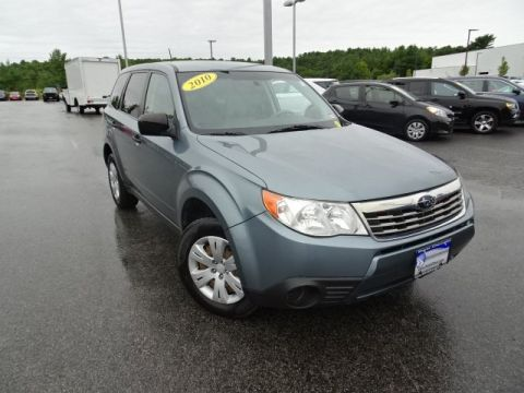 Pre-Owned 2010 Subaru Forester 2.5X AWD