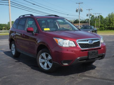 Pre-Owned 2016 Subaru Forester 2.5i Premium AWD