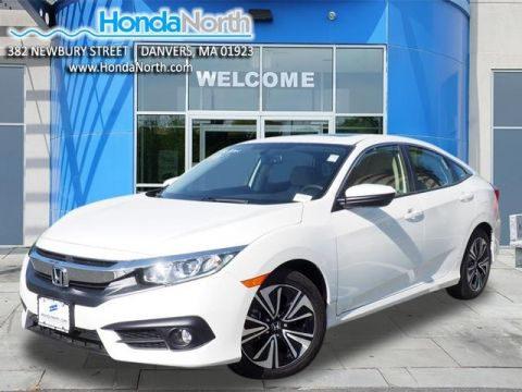 New 2018 Honda Civic EX-L w/Navigation with Navigation