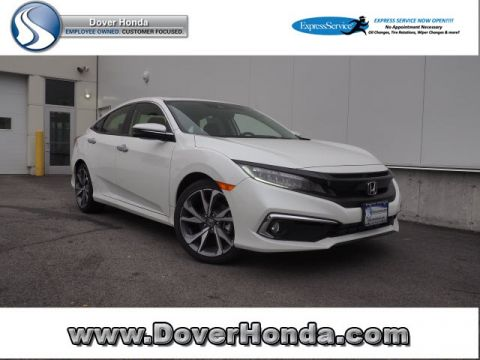 New 2019 Honda Civic Touring with Navigation