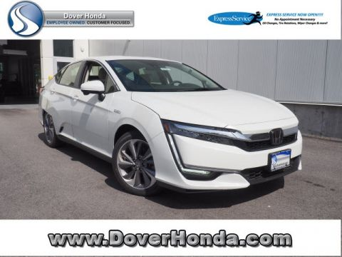 New 2018 Honda Clarity Plug-In Hybrid Touring FWD 4D Sedan