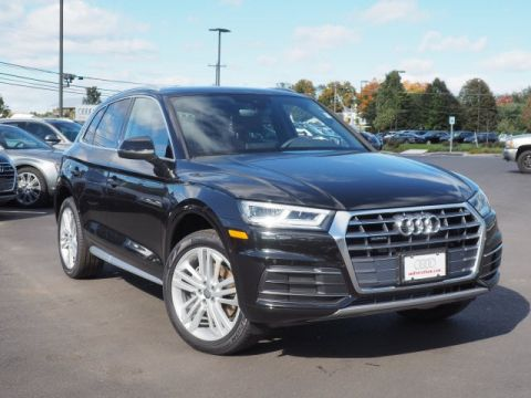 New 2018 Audi Q5 2.0T with Navigation