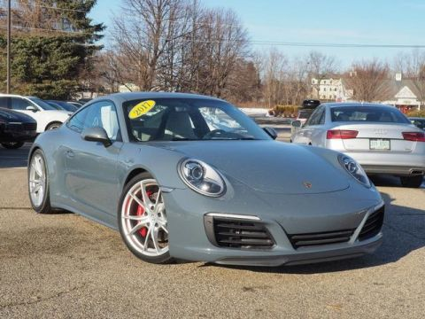 Pre-Owned 2017 Porsche 911 Carrera 4S AWD