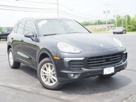 Certified Pre-Owned 2018 Porsche Cayenne AWD AWD