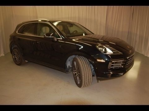 Certified Pre-Owned 2019 Porsche Cayenne AWD AWD