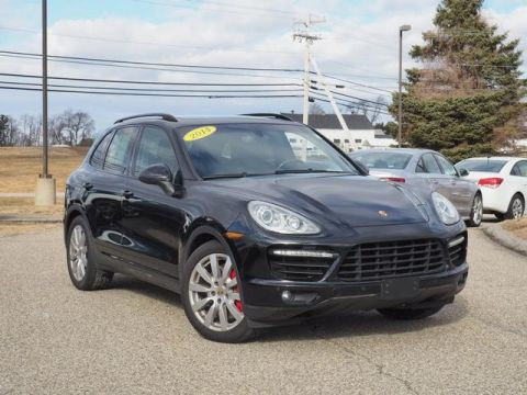 Certified Pre-Owned 2014 Porsche Cayenne Turbo AWD